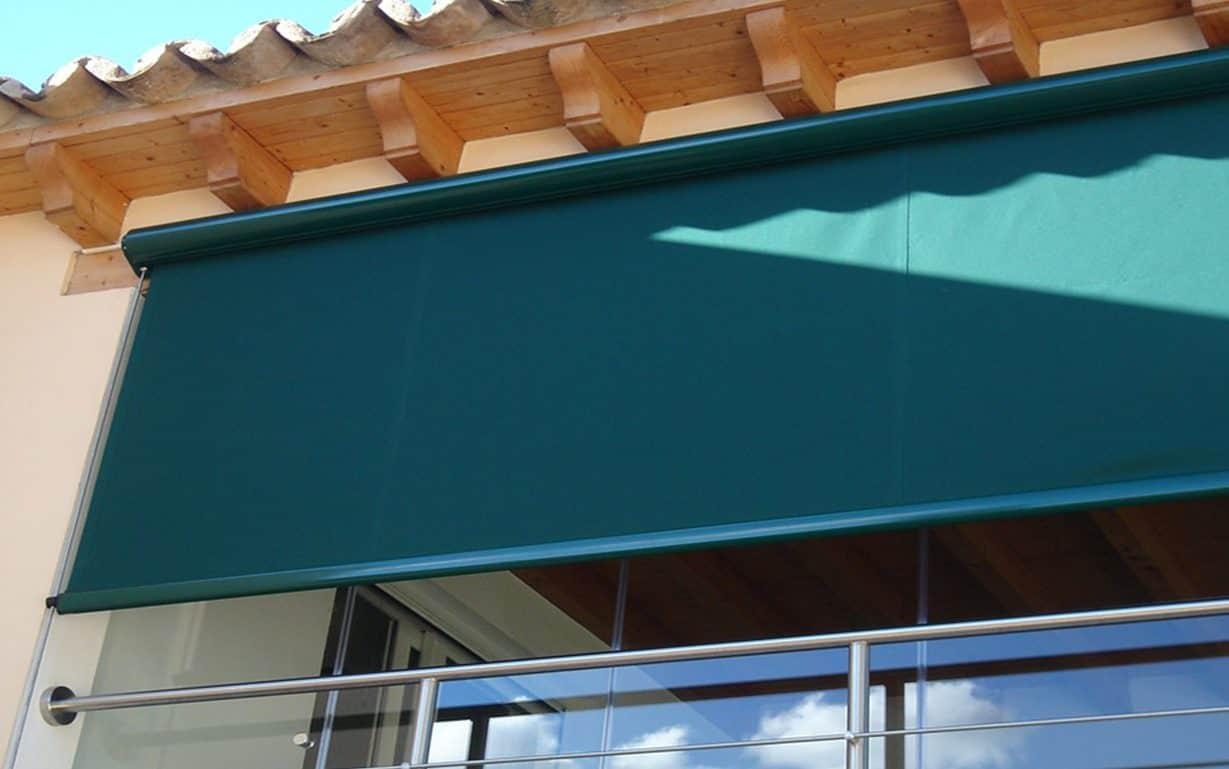 toldo vertical exteriores